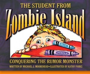 bookcover Book Review: The Student From Zombie Island
