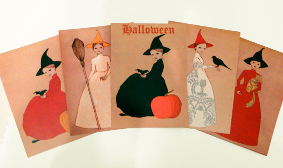 A Handmade Halloween (As Seen on Etsy)