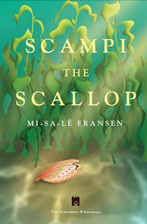 Book Review and Giveaway: Scampi the Scallop