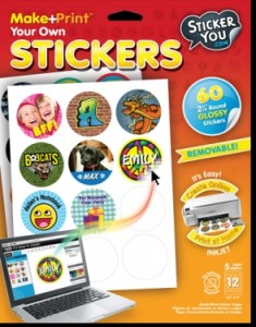 show thumb Sticker-You Home Make+Print Stickers Review