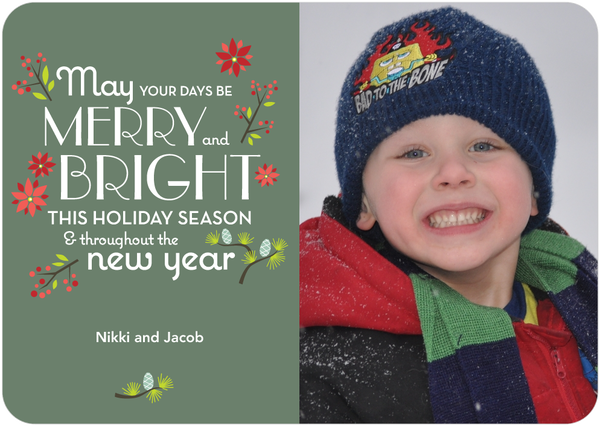 Tiny Prints Holiday Cards Giveaway- Win 50 Cards!
