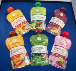 100 1855 Peter Rabbit Organics Fruit Pouches Review and Giveaway
