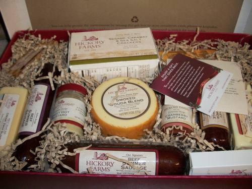 100 1927 Hickory Farms: A Holiday Tradition (Blog Tour)