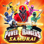 Power Rangers Samurai For Wii and Nintendo DS
