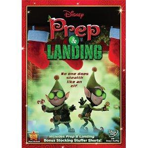 Disney's Prep & Landing DVD Review