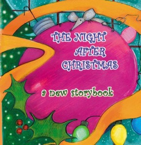 61q5swj3vPL Book Review: The Night After Christmas