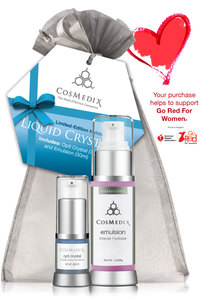 Liquid Crystals 2011 AHA CosMedix Skin Care Products Review and Giveaway