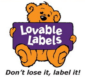 12 Days of Gifts Galore Sponsor: Lovable Labels