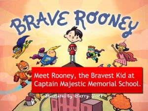 Book and Apple App Review: Brave Rooney