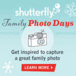 Shutterfly Family Photo Day- Taking a Great Family Photo