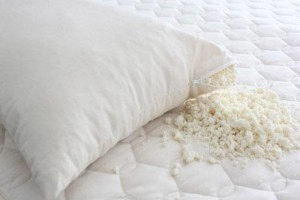 pillow shredded fill Savvy Rest Shredded Latex Pillow Review