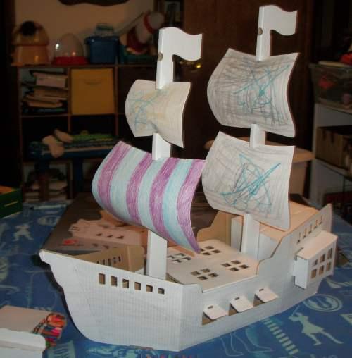 CreativeToyShop Calafante Pirate Ship Review+ $20 GC Giveaway