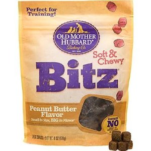 41PvTcWDT9L. SL500 AA300 Old Mother Hubbard Soft & Chewy Bitz Review and Giveaway