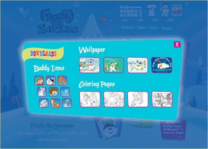 Have Some Winter Fun At Frosty The Snowman's New Website + DVD Giveaway