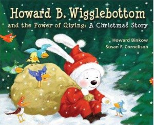 HBW7Cover Book Review: Howard B. Wigglebottom and the Power of Giving