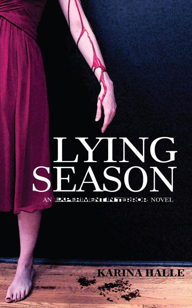 Lying Season eBook Cover 3 Book Review: Lying Season (Experiment in Terror #4)