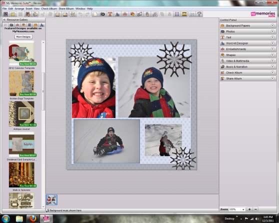 Memory1 My Memories Suite Review