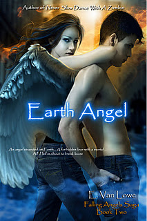 Official EA Cover Front Book Review: Earth Angel (Fallen Angels Saga Book #2)