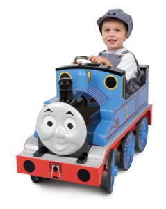 Thomas The Tank Engine Ride on Toy- A Dream Toy For Any Thomas Fan!
