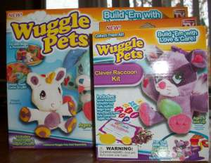 100 2190 Wuggle Pets Review- Great Valentine's Day Gift for Kids!