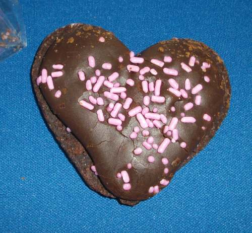 100 2234 Isabella's Cookie Company Valentine&#8217s Day Sugar Rush Cookies Review