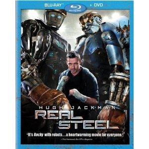 Real Steel Two-Disc DVD/Blu-Ray Combo Review