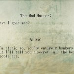 Favorite Alice in Wonderland Quotes (Pinterest)