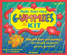 Gummies Kit face Glee Make Your Own Gummies Kit Review