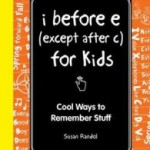 Book Review: I Before E (Except After C)
