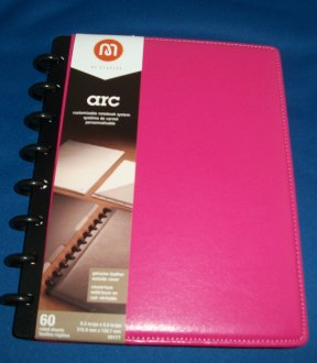 Give the Gift of Organization For Valentines Day With a Pink Arc Organizer