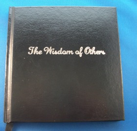100 2283 The Wisdom of Others Review