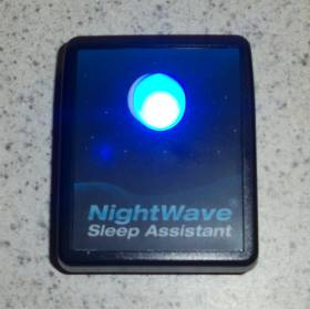 NightWave Sleep Assistant: A Unique Sleep Aid