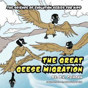 133882000 Book Review: The Great Geese Migration
