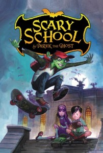 scary school Book Review: Scary School
