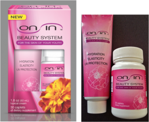 On In Beauty System Keeps You Beautiful Inside and Out