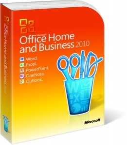 Microsoft Office Home and Business 2010 Review + Giveaway