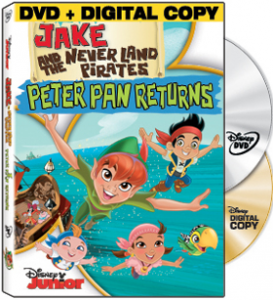 2A187678 1FD4 4E4D 8582 BD5BCBB96219 Jake and the Never Land Pirates: Peter Pan Returns