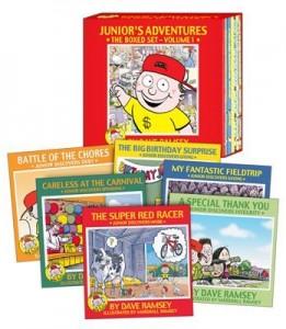 "51iYFVAaGtL Teach Your Kids Financial Responsibility With Dave Ramsey's ""Junior's Adventures"""