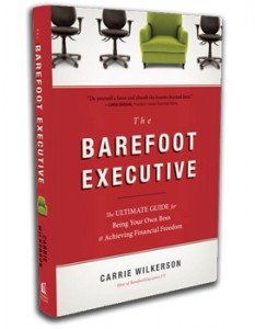 Book Review: The Barefoot Executive