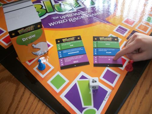 Educational Insights Blurt! Game Review + Giveaway