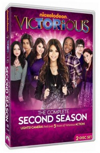 Victorious Season 2 DVD1 Check Out Victorious: The Complete Second Season on DVD