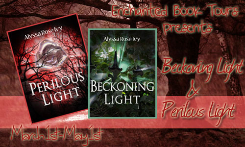 Perilous Light and Beckoning Light Tour: Guest Post