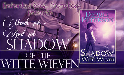 Shadow of Witte Wieven Book Tour: Author Guest Post