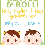 Shake, Rattle, and Roll Giveaway Event: Win VTech Baby Monitor and TagsMania Plush