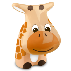 th1 70270 ALgiraffe 550 MOBI WallMate and AnimaLamp Review and Giveaway + 50% Off Coupon!