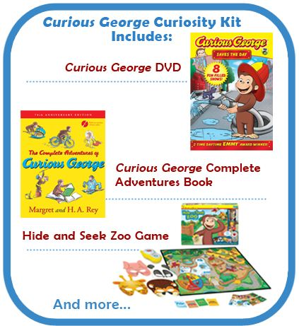 tr Celebrate the Arts With Curious George's First Ever Dance Contest!