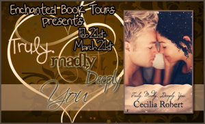 Truly, Madly, Deeply You Book Tour: Author Guest Post