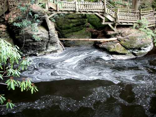 100 2706 Bushkill Falls (The Niagara Of Pennsylvania): Fun Things To Do in The Poconos
