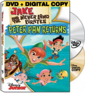 2A187678 1FD4 4E4D 8582 BD5BCBB96219 Jake and the Neverland Pirates: Peter Pan Returns (Jacob's First Vlog)