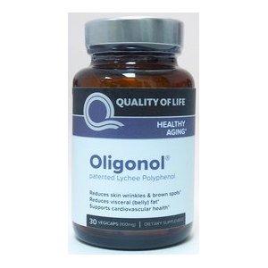 Oligonol Natural Skin Supplement